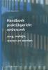 Ferdie  Migchelbrink,Handboek praktijkgericht onderzoek