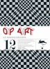 OP ART Vol. 4,pepin gift wrapping paper book