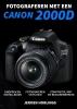 Jeroen  Horlings ,Fotograferen met een Canon 2000D