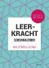 <b>Maike Douglas-Westland, Inger van Alphen-Van de Water</b>,Leerkracht Scheurkalender 2021