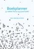 Esther van der Ham Jolanda  Pikkaart,Boekplanner