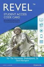 Bevington, David Revel for the Necessary Shakespeare Access Card