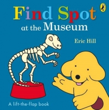 Eric Hill Find Spot at the Museum
