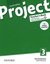 Project 3: Teacher`s Book