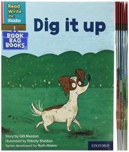 Ruth Miskin,   Gill Munton,   Tim Archbold Read Write Inc. Phonics: Red Ditty Book Bag Books Mixed Pack of 10