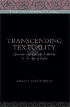 Garcia-bryce, Ariadna Transcending Textuality