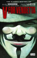 Moore, Alan V for Vendetta