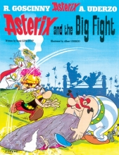 Goscinny, Rene Asterix and the Big Fight