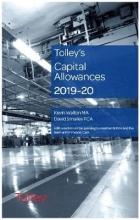 Kevin Walton,   David Smailes Tolley`s Capital Allowances 2019-20