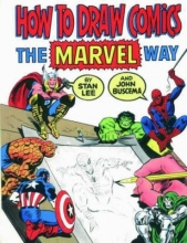 Buscema, John How to Draw Comics the Marvel Way