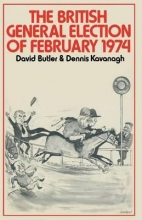 Butler, David The British General Election of February 1974