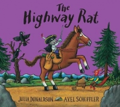 Donaldson, Julia The Highway Rat Christmas