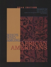 Who`s Who Among African Americans