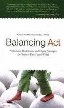 Adele Ryan, PhD McDowell Balancing Act