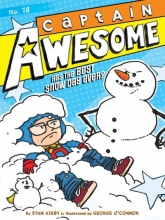 Kirby, Stan Captain Awesome Has the Best Snow Day Ever?