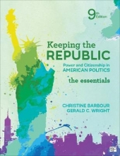 Barbour, Christine,   Wright, Gerald C. Keeping the Republic