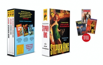 Stephen King, Stephen King Hard Case Crime Box Set