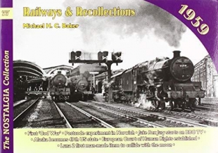 RAILWAYS & RECOLLECTIONS VOL 78 1959