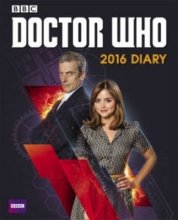 Bbc Doctor Who Diary 2016