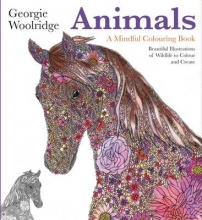 Georgie Woolridge Animals: A Mindful Colouring Book