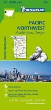 Pacific Northwest - Zoom Map 171