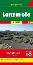 , Lanzarote 1 : 75 000. Autokarte