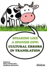 CLIONA NI RIORDAIN Speaking like a Spanish Cow