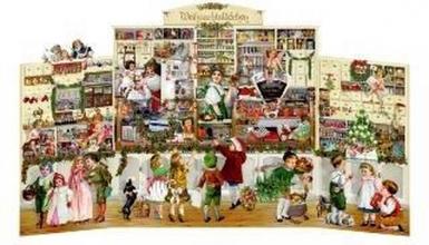 , Das Weihnachtslädchen Adventskalender