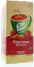 , Cup-a-soup spicy tomatensoep 21 zakjes