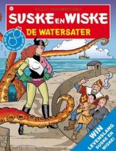 Willy  Vandersteen Suske en Wiske 309 De watersater