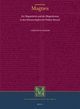 Christoph Sander , Magnes: Der Magnetstein und der Magnetismus in den Wissenschaften der Frühen Neuzeit