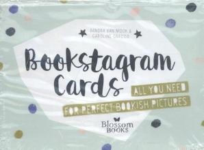 Sandra van Mook , Bookstagram cards