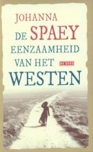 Johanna  Spaey De eenzaamheid van het Westen