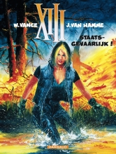 William,Vance/ Hamme,,Jean van Collectie Xiii 14