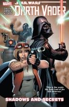 Kieron  Gillen Star Wars, Darth Vader Schaduw en geheimen 1