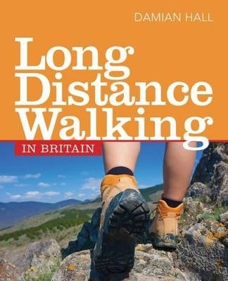 Damian Hall,Long Distance Walking in Britain