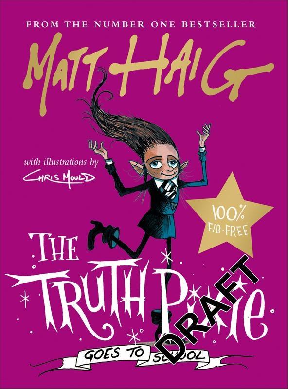 Haig, Matt,The Truth Pixie Goes to School