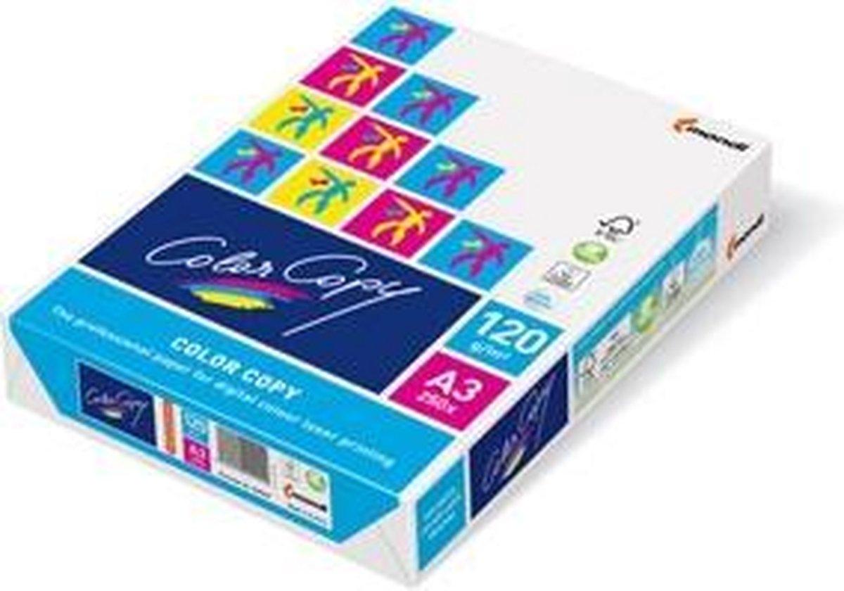 ,Laserpapier Color Copy A3 120gr wit 250vel