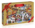 <b>Gib-G2016</b>,Puzzle The Christmas Grotto Limited Edition 1000