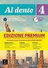 , Al Dente 4 libro dello studente + esercizi Premium . B2