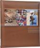 ,<b>Henzo fotoalbum earth bruin 100 blz</b>