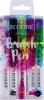 <b>Talens ecoline brushpen set 5 stuks primaire kleuren</b>,