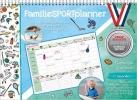 , Familieplanner week 2020-2021 sport oblong 29.7x21