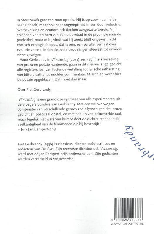 Piet Gerbrandy,Steencirkels