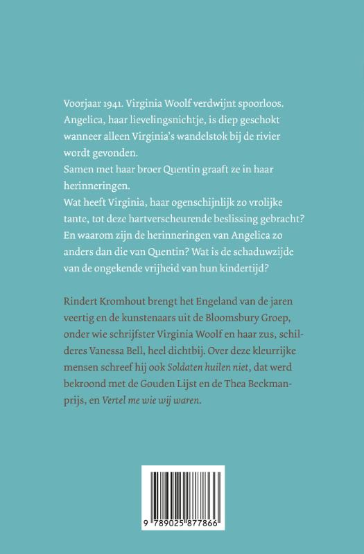 Rindert Kromhout,Anders dan wij