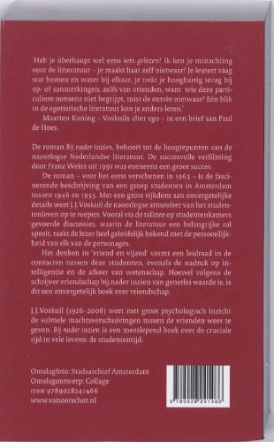 J.J. Voskuil, Siebren J. Rijpma,Bij nader inzien