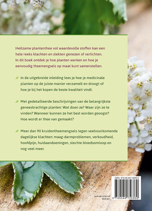 Michaela GIRSCH,Compleet handboek Heilzame thee van geneeskrachtige kruiden en planten
