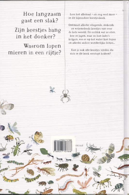 Yuval Zommer,Het bijzondere beestjes boek