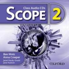 Scope: Level 2. Class Audio CD