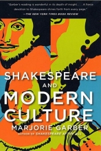 Garber, Marjorie Shakespeare and Modern Culture